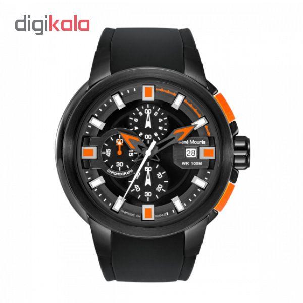 ساعت مچی عقربه ای مردانه رنه موریس مدل Prowler 90123 RM5