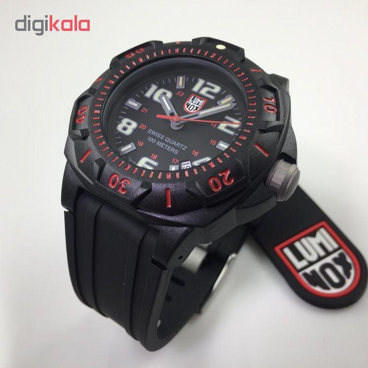ساعت مچی عقربه ای مردانه لومینوکس مدل XL.0215.SL
