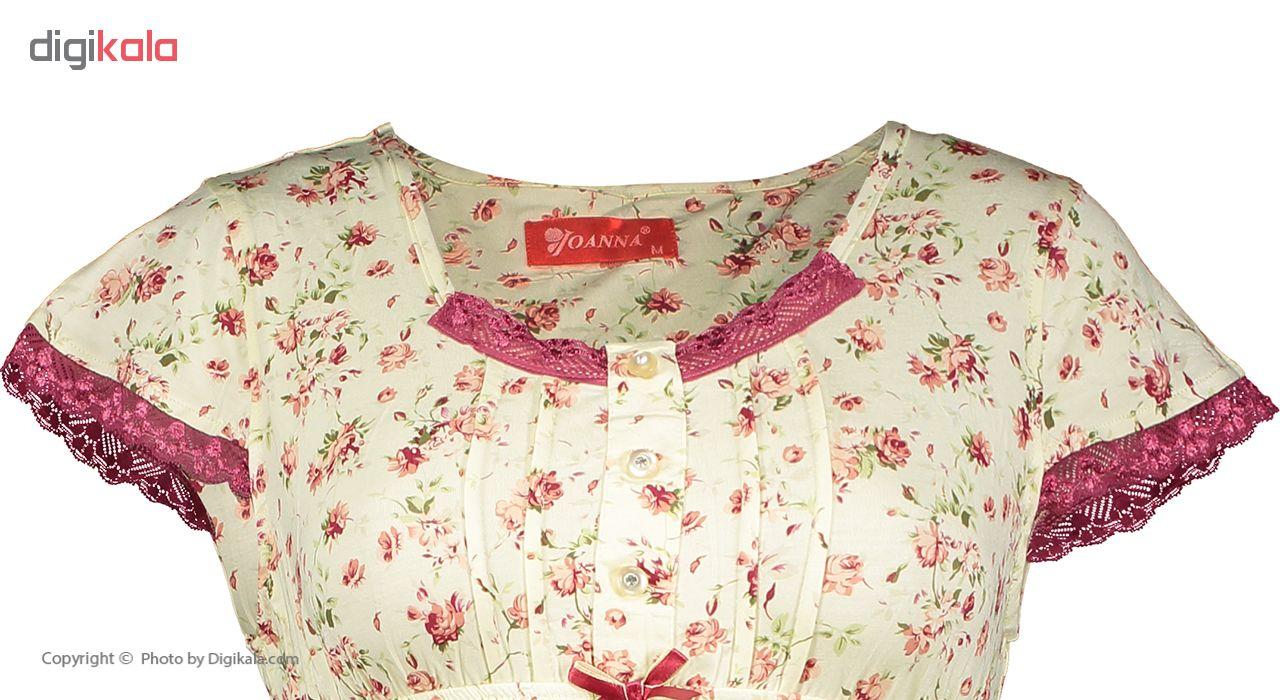 پیراهن راحتی  زنانه  جوانا کد068895-2              👗