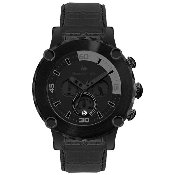 ساعت مچی عقربه ای مردانه رنه موریس مدل Santa Maria 90101 RM11