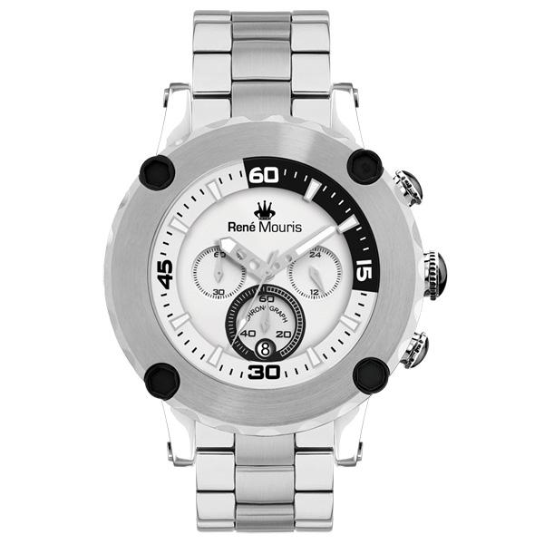 ساعت مچی عقربه ای مردانه رنه موریس مدل Santa Maria 90102 RM1 1