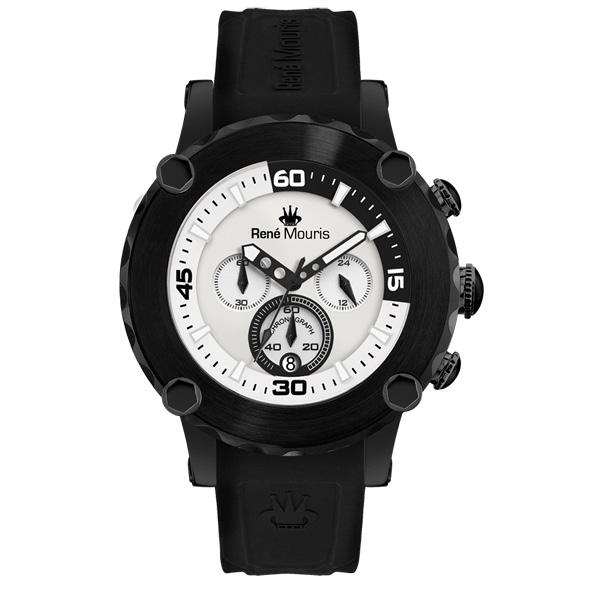 کد تخفیف                                      ساعت مچی عقربه ای مردانه رنه موریس مدل Santa Maria 90103 RM12