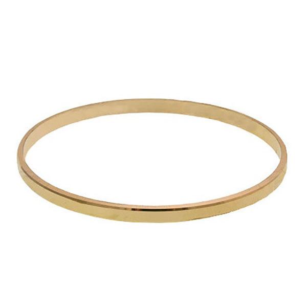 قیمت النگو طلا 18 عیار گیرا گالری مدل MA001