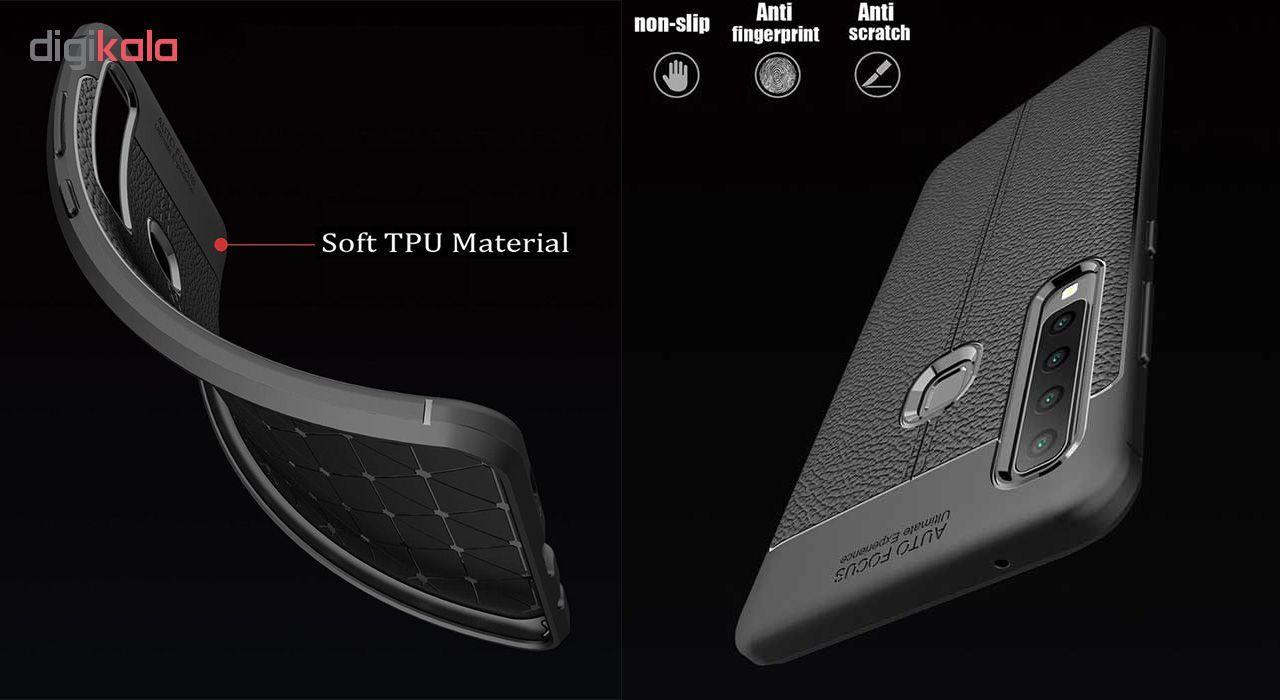 کاور تاپیکس مدل Auto Focus مناسب برای گوشی موبایل سامسونگ  Galaxy A9 2018 main 1 5