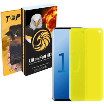محافظ صفحه نمایش تاپیکس مدل NANO مناسب برای گوشی موبایل سامسونگ Galaxy S10