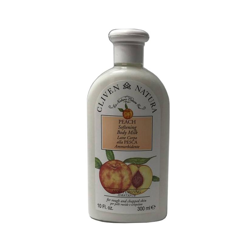 قیمت لوسیون بدن کلیون مدل Peach Body Milk حجم 300 میلی لیتر