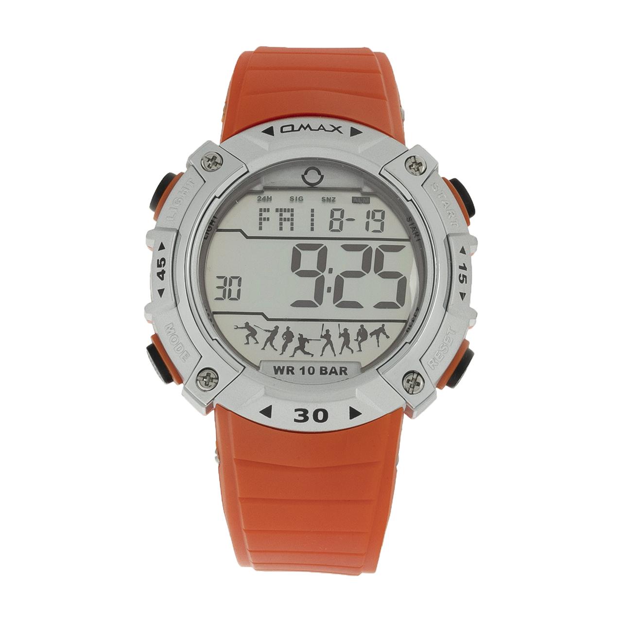 خرید ساعت مچی دیجیتال زنانه مدل OMAX H9