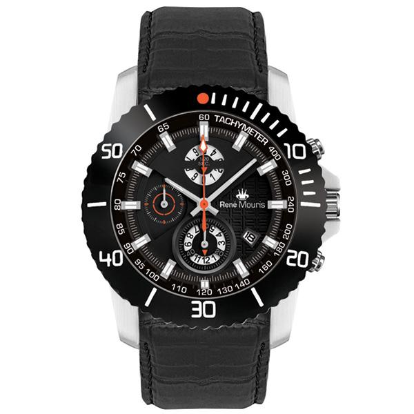 ساعت مچی عقربه ای مردانه رنه موریس مدل L.I.F.L 90113 RM3 5