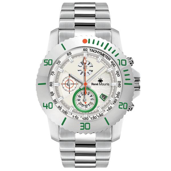 کد تخفیف                                      ساعت مچی عقربه ای مردانه رنه موریس مدل L.I.F.L 90114 RM9