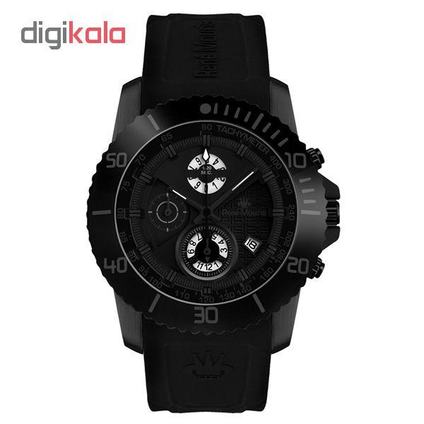 ساعت مچی عقربه ای مردانه رنه موریس مدل L.I.F.L 90115 RM10