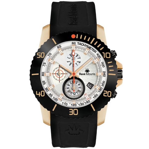 ساعت مچی عقربه ای مردانه رنه موریس مدل L.I.F.L 90115 RM11