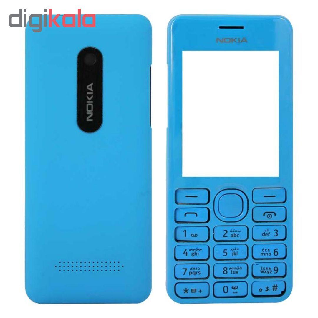 شاسی گوشی موبایل مدل A-25 مناسب برای گوشی موبایل نوکیا 206 main 1 3