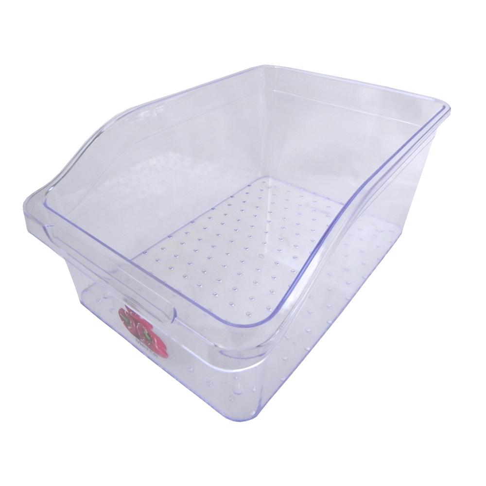 باکس نگهدارنده و نظم دهنده یخچال مدل Crystal