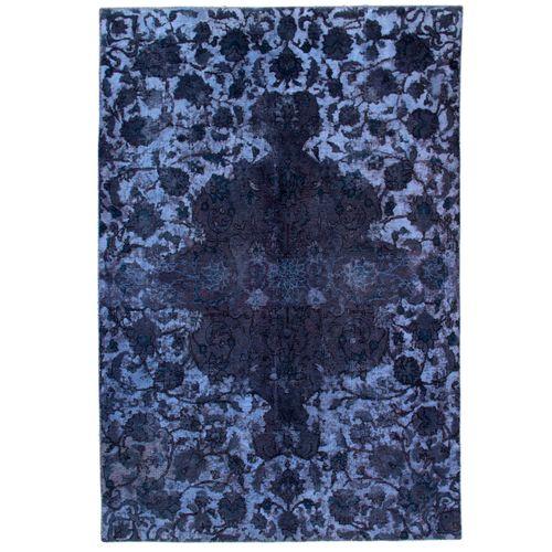 فرش دستبافت وینتیج شش متری کد 3958