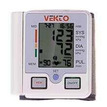 فشارسنج دیجیتال مچی وکتو مدل VT-800B8S به همراه ترمومتر دیجیتال