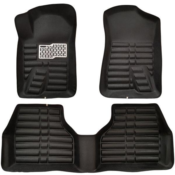 کفپوش سه بعدی ( پلی اورتان ) خودرو مناسب برای پژو 405 ، پژو پارس و سمند