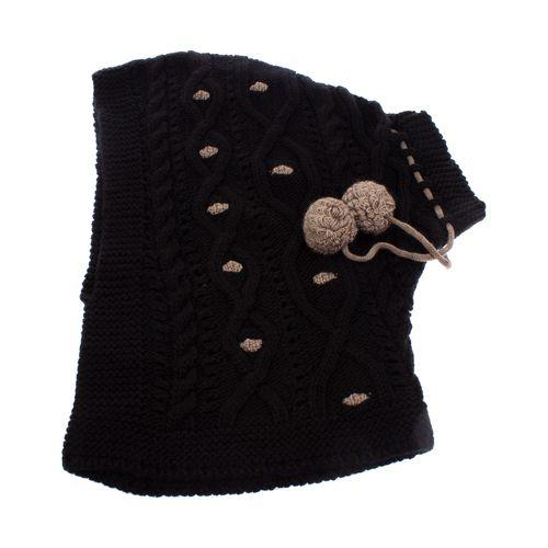 کلاه زنانه فونم مدل 6010 رنگ مشکی