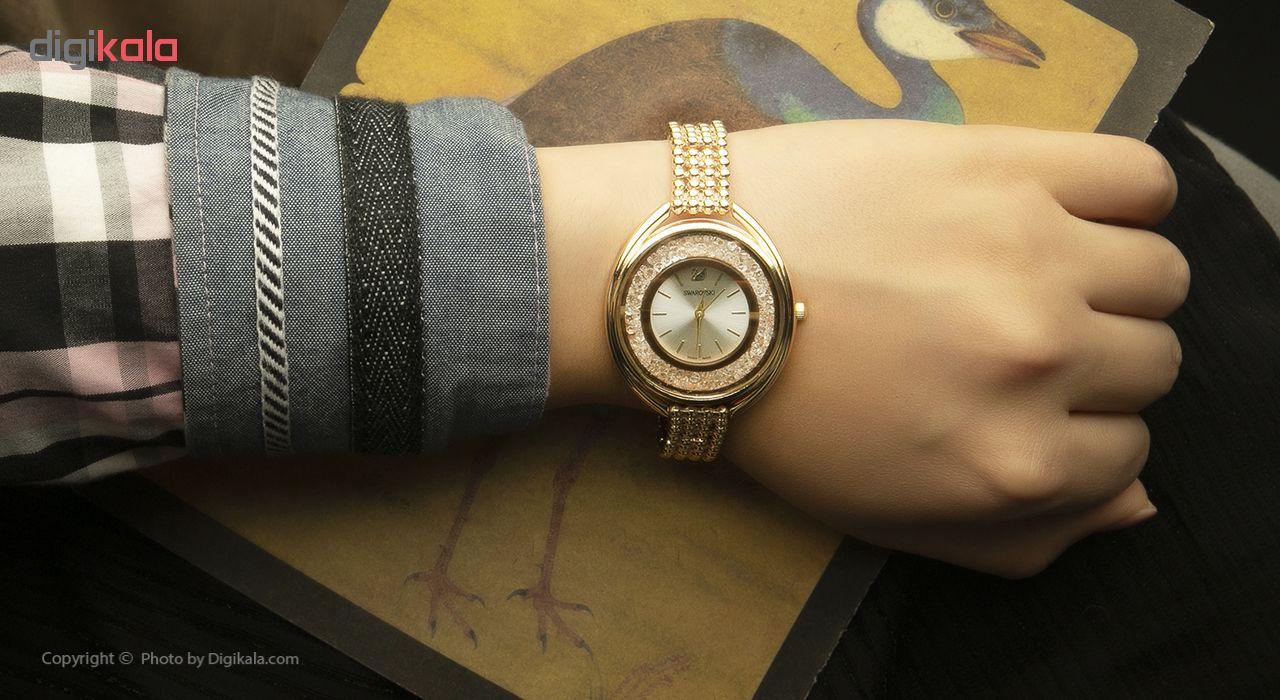 ساعت مچی عقربه ای زنانه مدل  SWAROVSKI H16