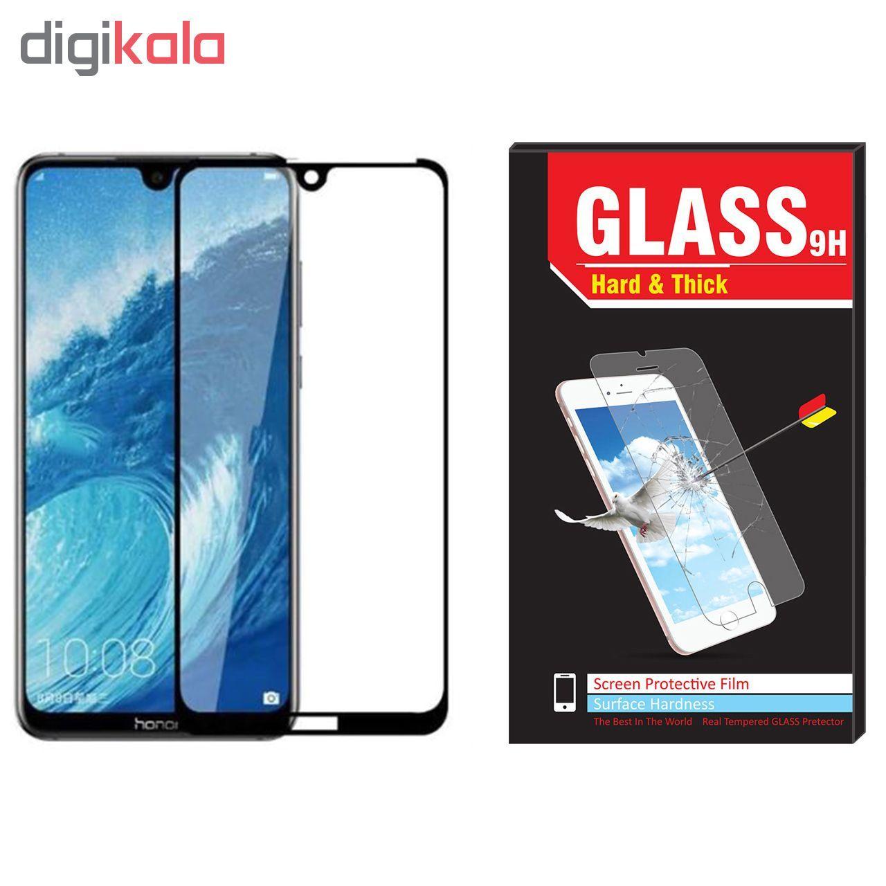 محافظ صفحه نمایش فول چسب Hard and thick مدل F-001 مناسب برای گوشی موبایل هوآوی Honor 8A main 1 1
