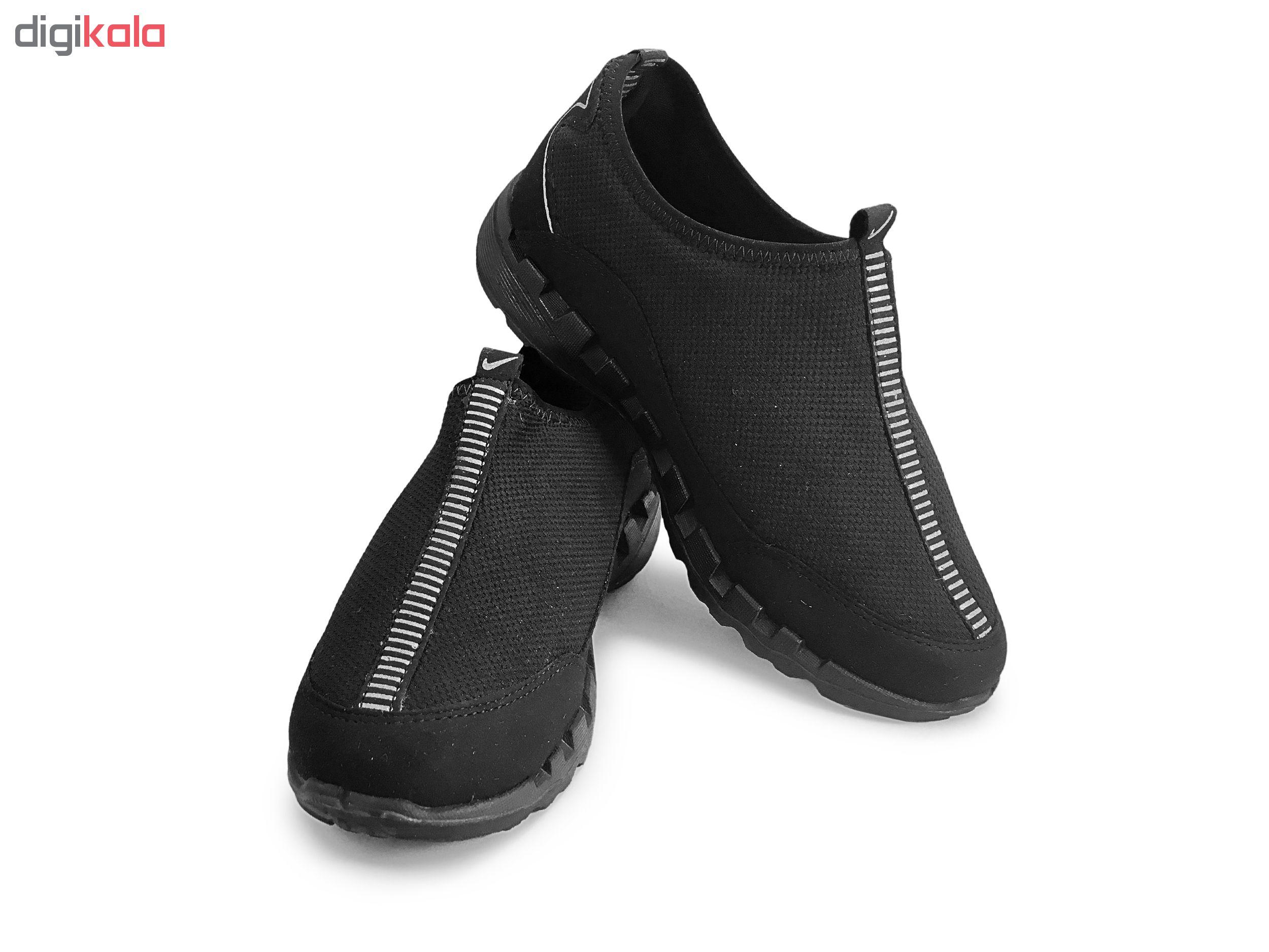 کفش مخصوص پیاده روی مردانه مدل ایدآل کد B5025