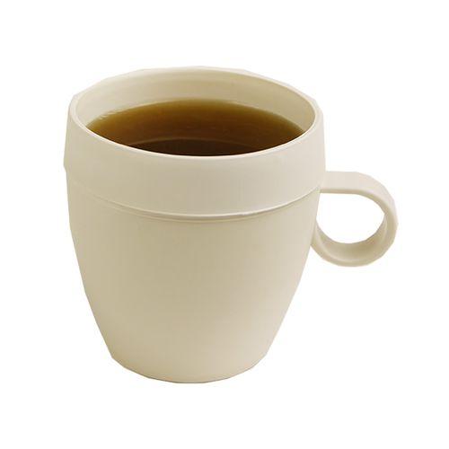 فنجان یکبار مصرف گیاهی آملون مدل AML-FEN24X2 بسته 24 عددی