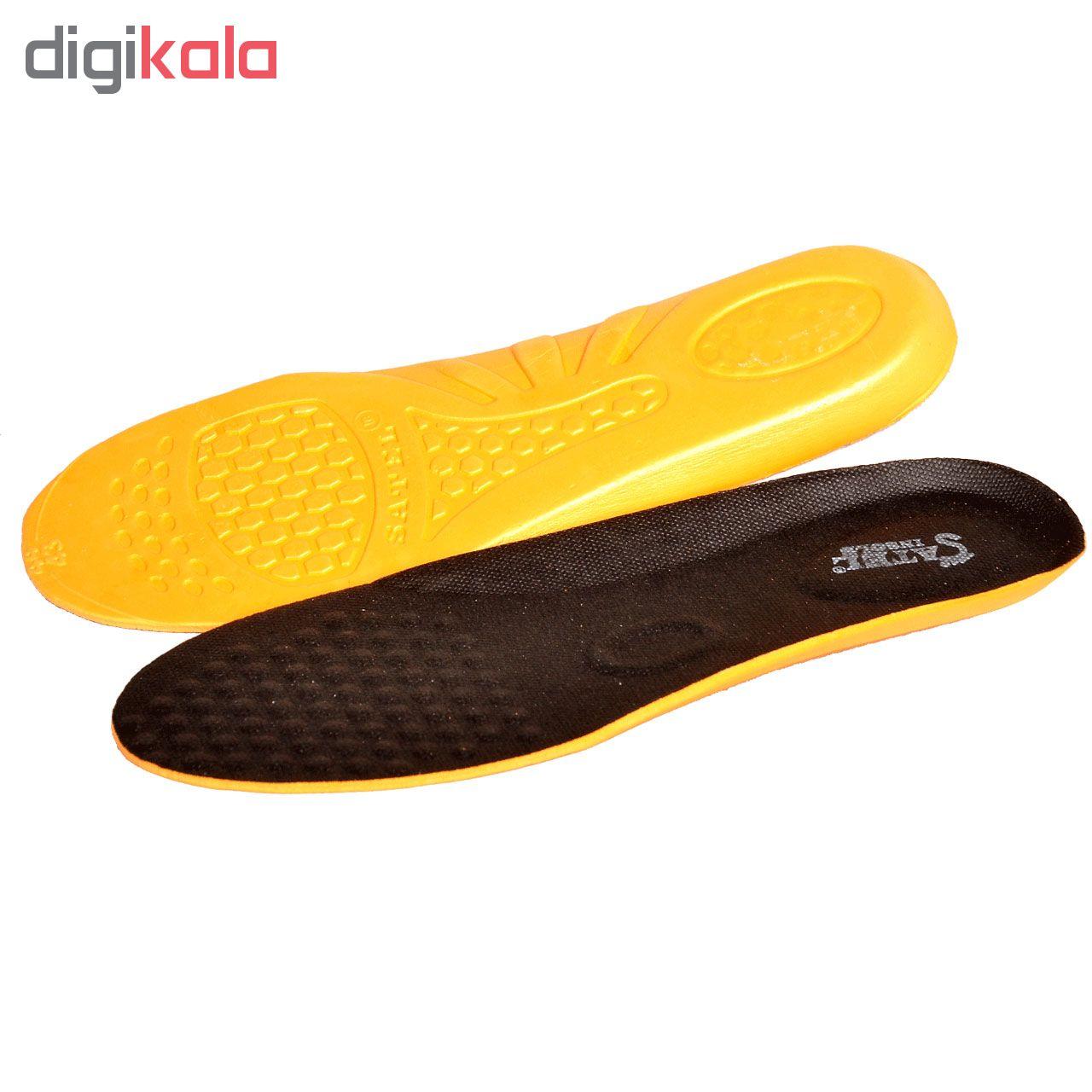 کفی طبی کفش ساتل کد 301 سایز 43 main 1 2