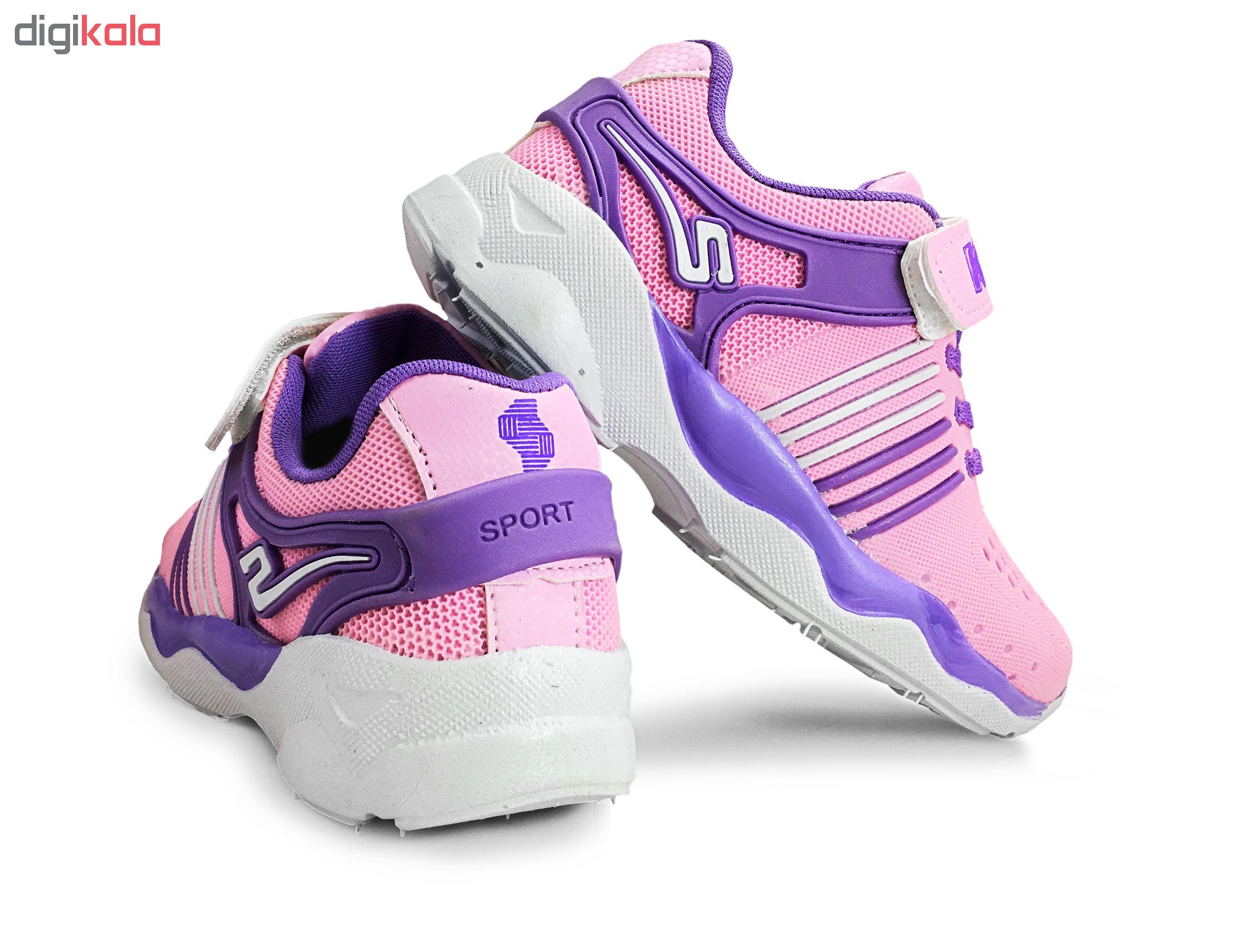 کفش مخصوص پیاده روی بچگانه مدل زرین کد B5037