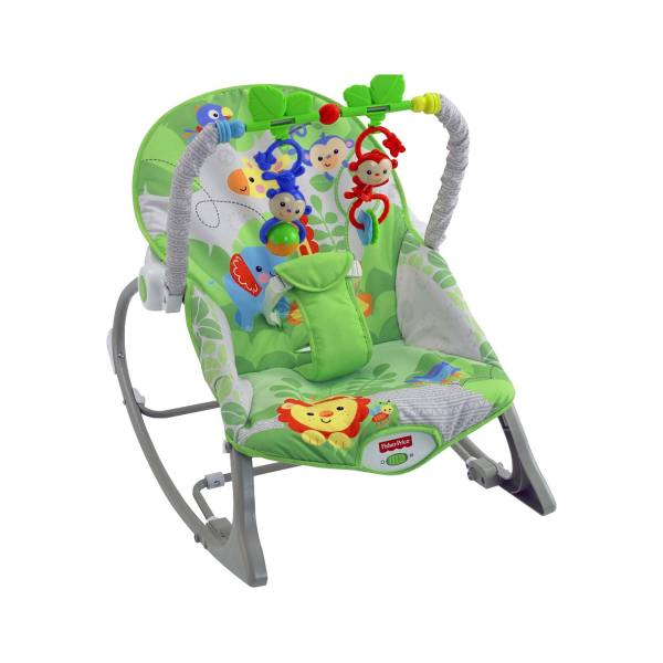 نینی لای لای فیشر پرایس مدل Deluxe Infant To Toddler