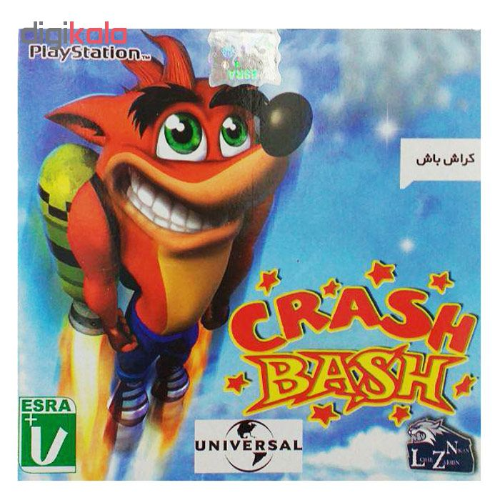بازی Crash Bash مخصوص ps1