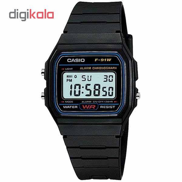 خرید ساعت مچی دیجیتال مردانه مدل 900w-3 | ساعت مچی