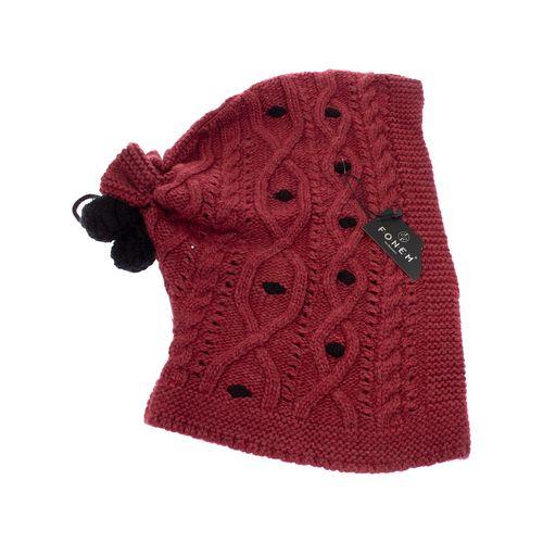 کلاه زنانه فونم مدل 6010 رنگ قرمز