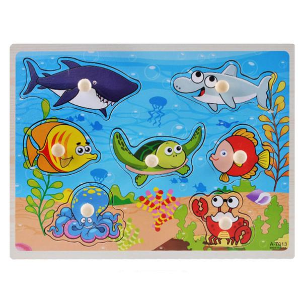 بازی آموزشی طرح  حیوانات دریایی