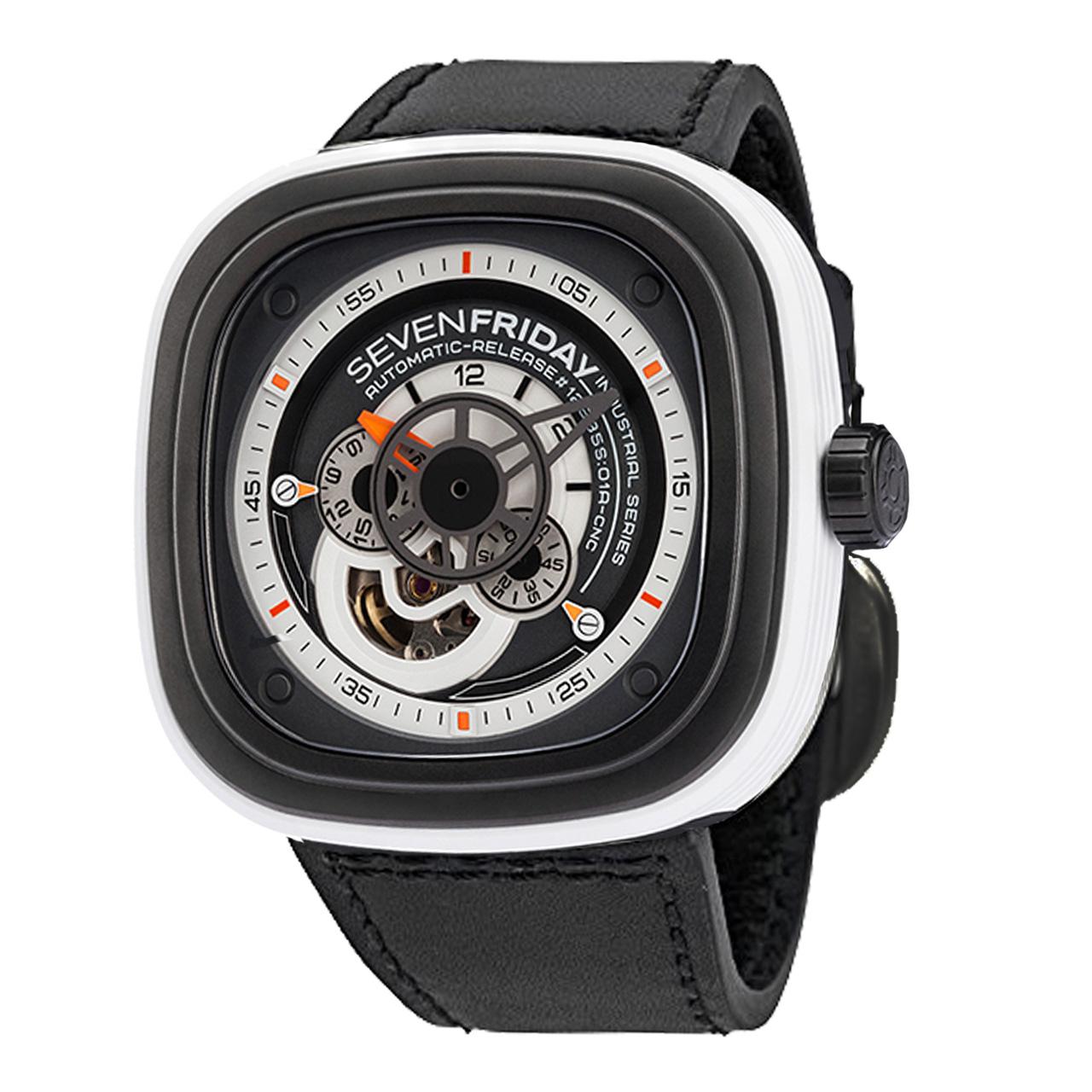 ساعت مچی عقربه ای مدل sf-p2/02c