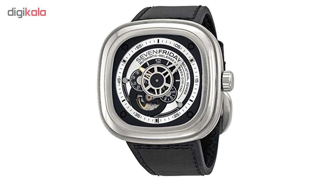 خرید ساعت مچی عقربه ای مدل sf-p2/02n