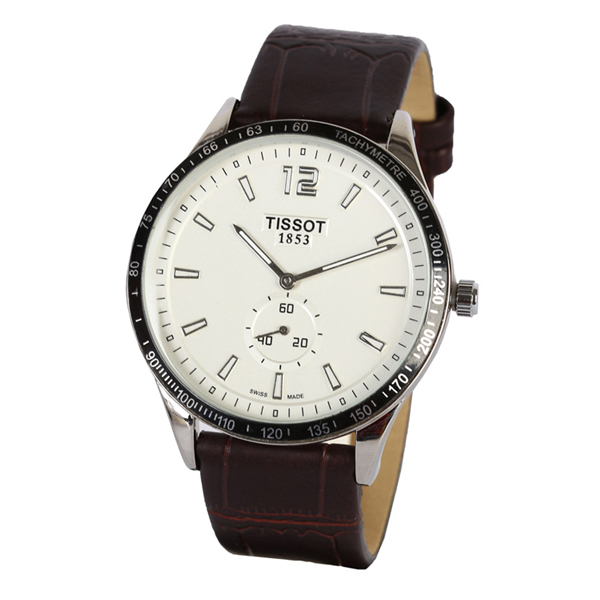 ساعت مچی عقربه ای مردانه مدل T2Eng-Wh