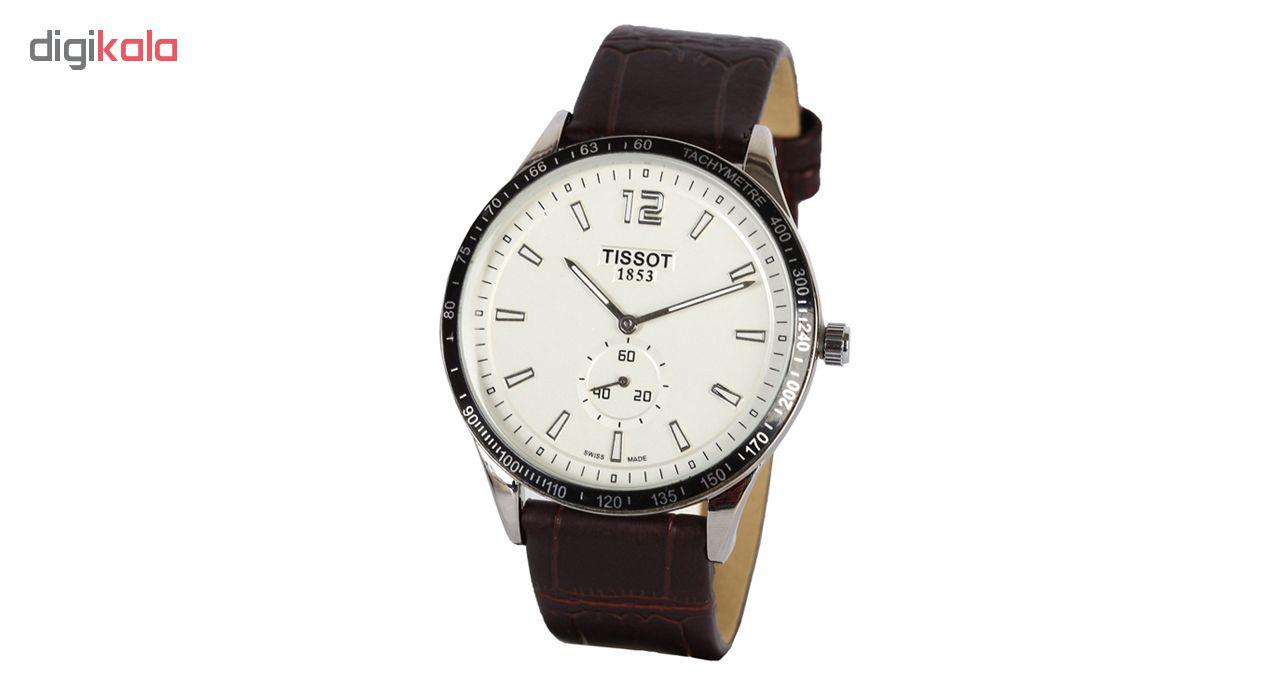 خرید ساعت مچی عقربه ای مردانه مدل T2Eng-Wh