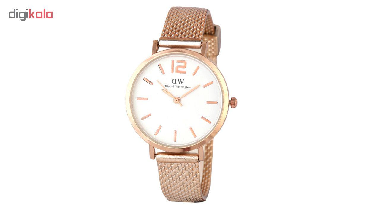 خرید ساعت مچی عقربه ای زنانه مدل D-W-RG
