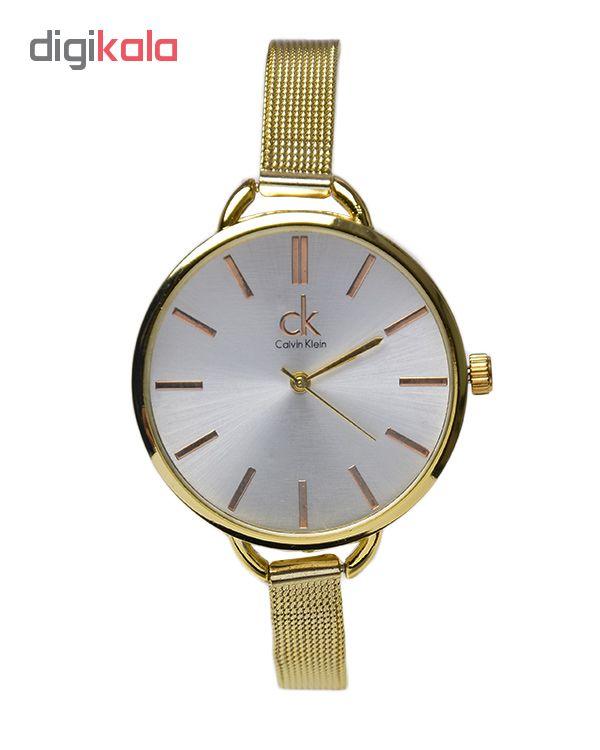 ساعت مچی عقربه ای زنانه کد cgd