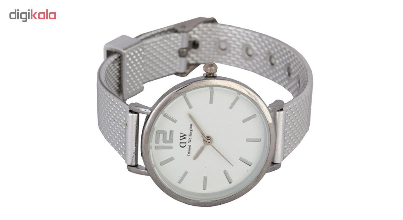 کد تخفیف                                      ساعت مچی عقربه ای مردانه مدل D-M-Sl                     غیر اصل