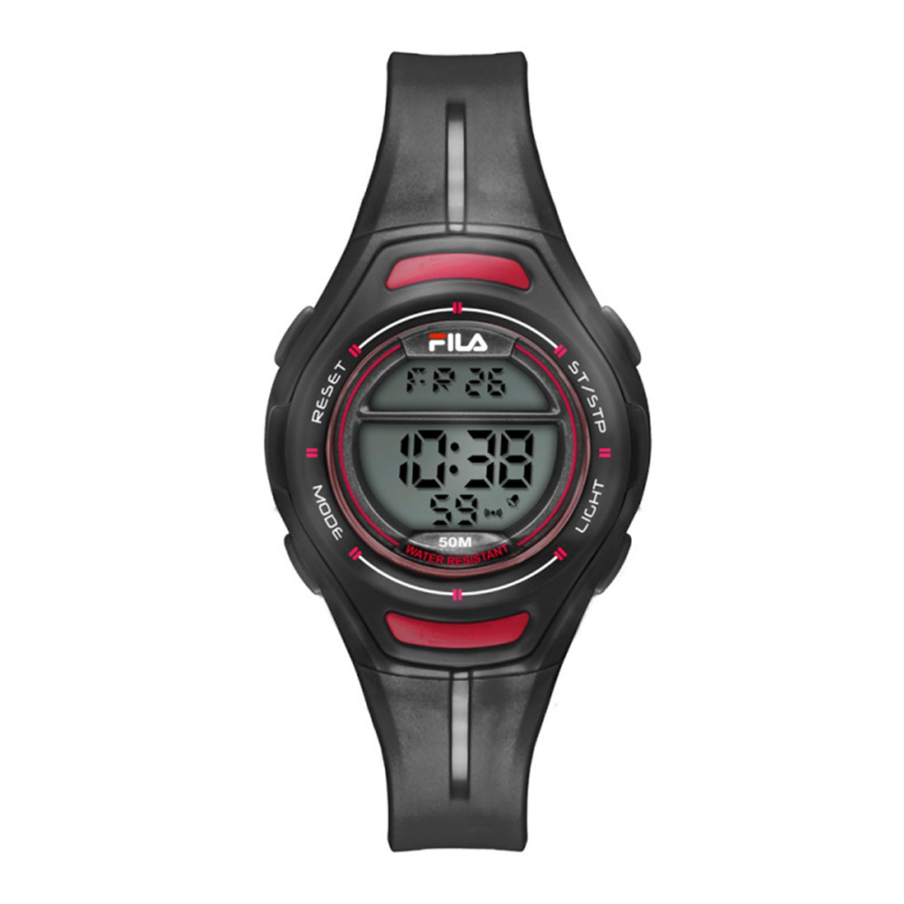 ساعت مچی دیجیتالی زنانه ی فیلا مدل 38-098-003 2