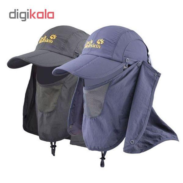 کلاه کوهنوردی جک ولف اسکین مدل 9866