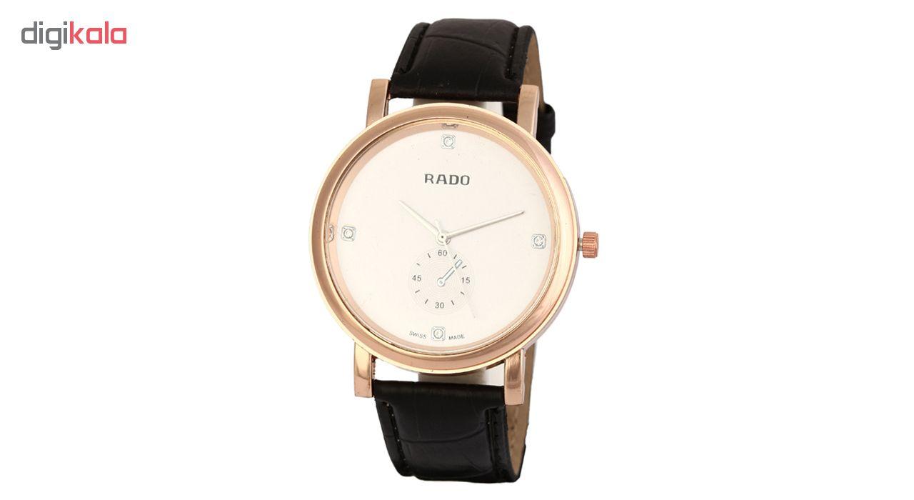 ساعت مچی عقربه ای مردانه مدل RM-RG