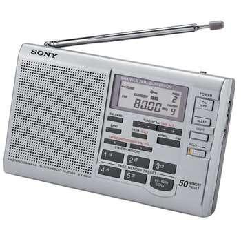 رادیو سونی مدل ICF-SW35