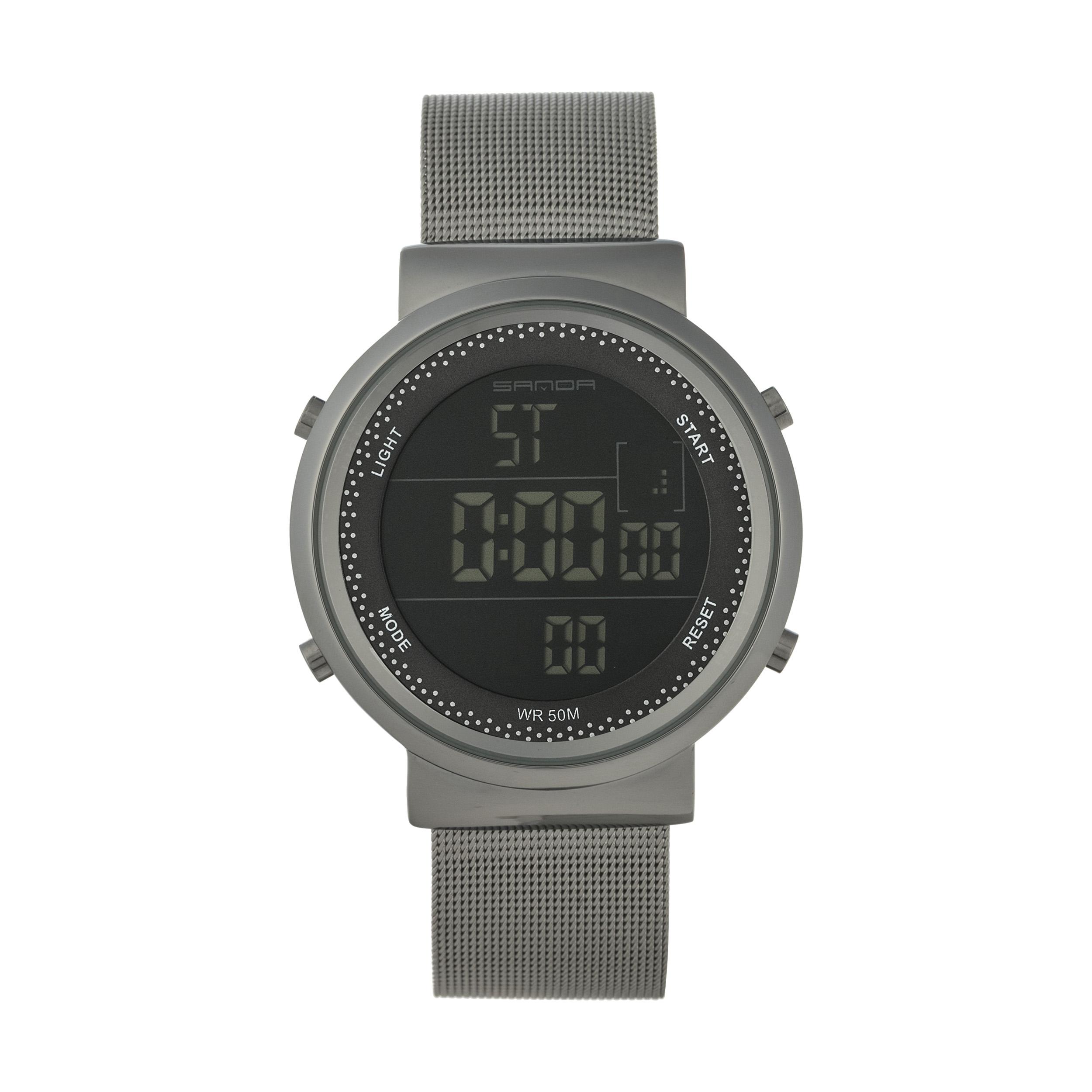 کد تخفیف                                      ساعت مچی دیجیتال مردانه مدل CR2016-383-N                     غیر اصل