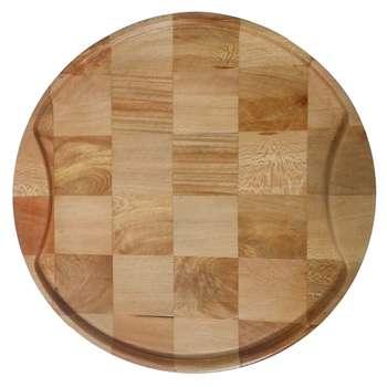 سینی پذیرایی چوبی چوبیس کد 4_450