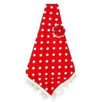 دستمال سر دخترانه مدل آیسا کد 004 تک سایز