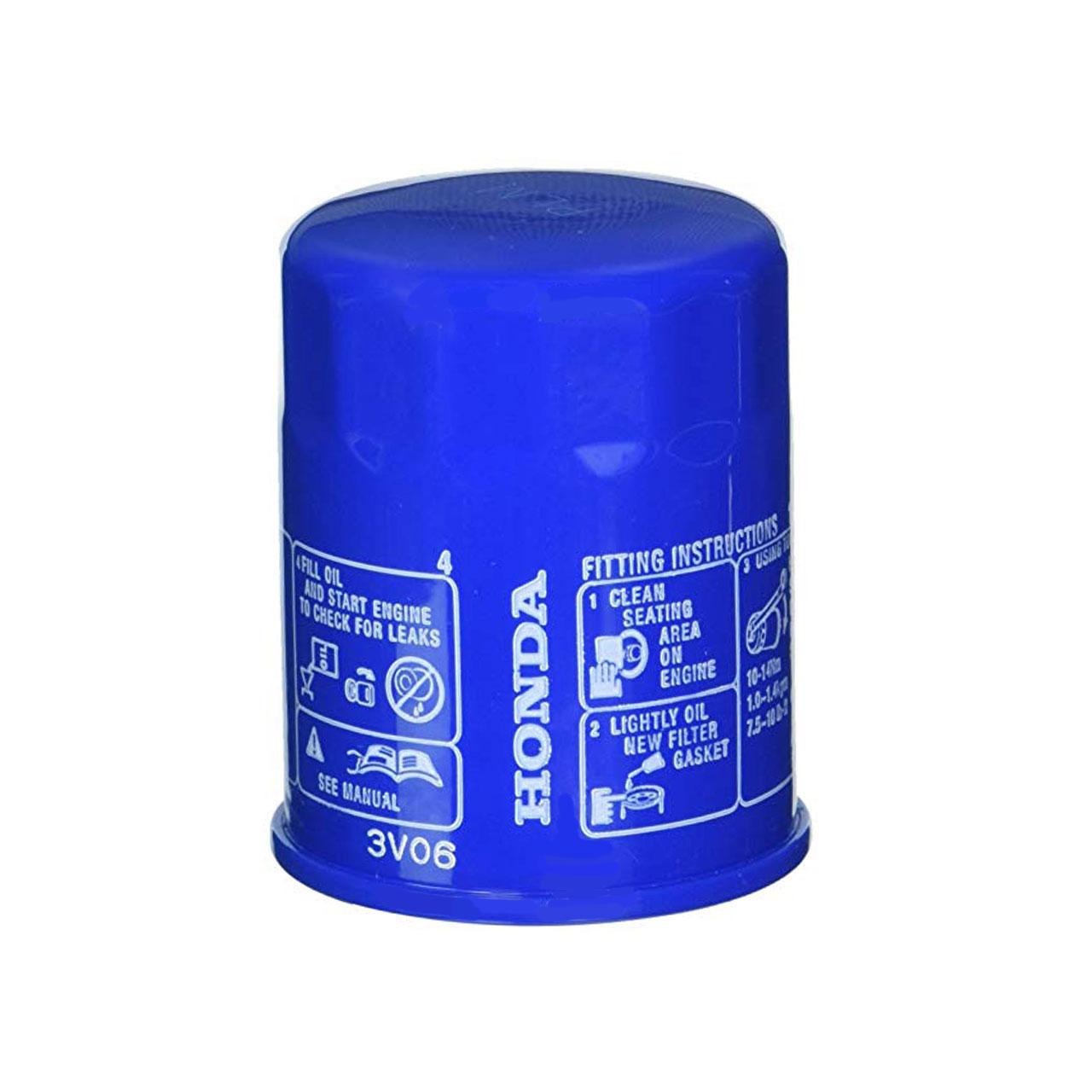 فیلتر روغن خودرو هوندا آکورد مدل CR-V مناسب برای هوندا سیویک و آکورد