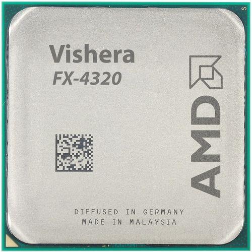 پردازنده مرکزی ای ام دی سری Vishera مدل FX-4320