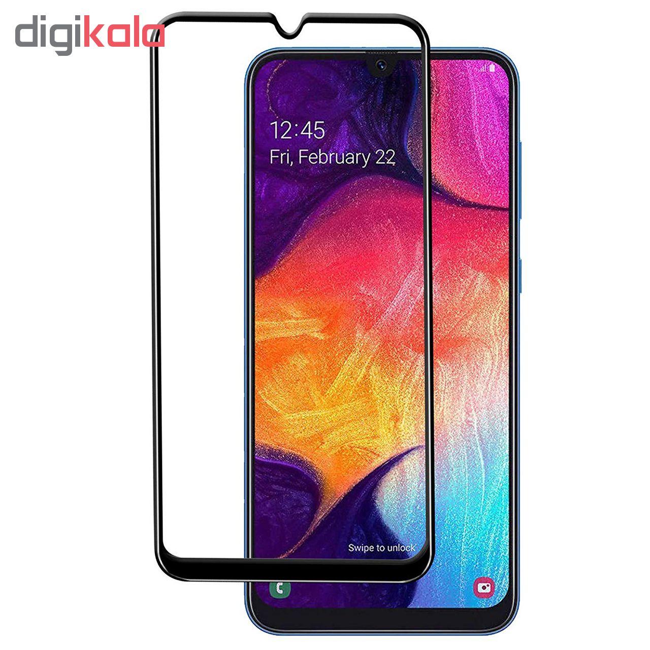 محافظ صفحه نمایش نیکسو مدل FG مناسب برای گوشی موبایل سامسونگ Galaxy A20 main 1 1
