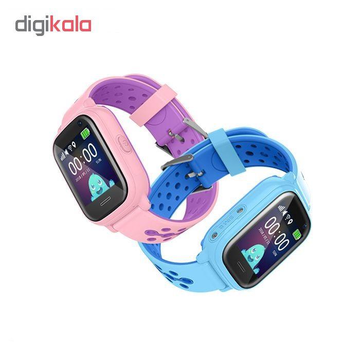 ساعت هوشمند مدل  KT04